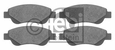 Комплект тормозных колодок, дисковый тормоз FEBI BILSTEIN купить