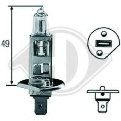Лампа накаливания, фара дальнего света; Лампа накаливания, основная фара; Лампа накаливания, противотуманная фара; Лампа накаливания, проблесковый маячок; Лампа накаливания; Лампа накаливания, основная фара; Лампа накаливания, противотуманная фара; Лампа накаливания, проблесковый маячок HD Tuning DIEDERICHS купить