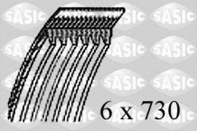 V-Ribbed Belts SASIC купить