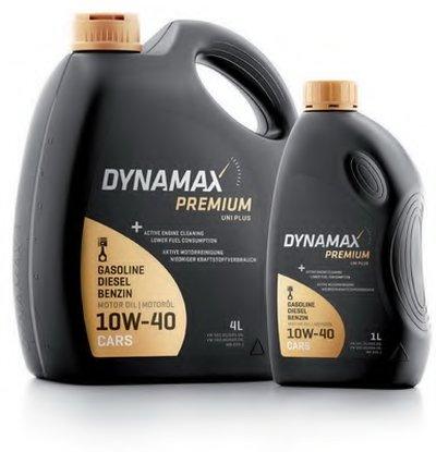 Моторное масло; Моторное масло DYNAMAX PREMIUM UNI PLUS 10W-40 DYNAMAX купить