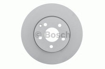 Тормозной диск Bosch BOSCH 0986479038 для авто MERCEDES-BENZ с доставкой-2