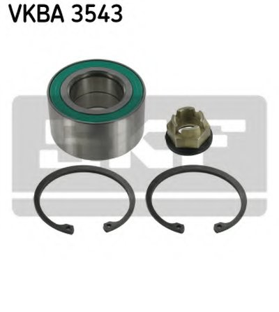 VKBA3543 SKF Комплект подшипника ступицы колеса -1