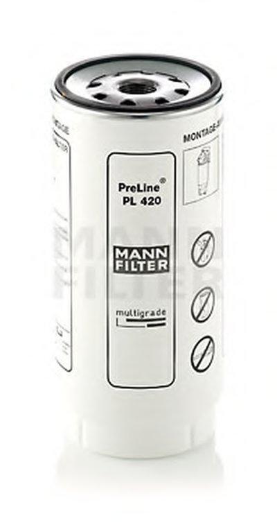 PL420X MANN-FILTER Топливный фильтр