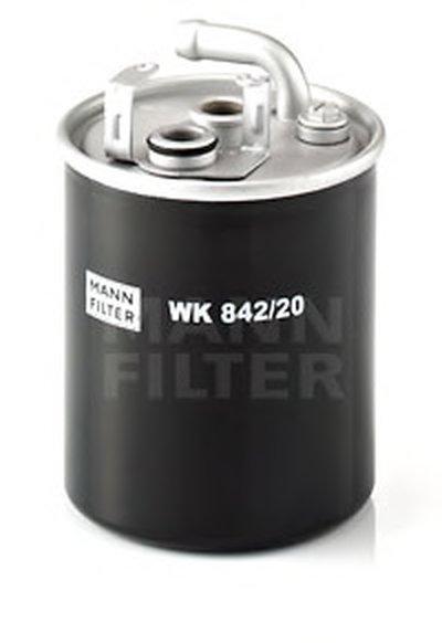 WK84220 MANN-FILTER Топливный фильтр