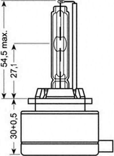 Лампа накаливания, фара дальнего света; Лампа накаливания, основная фара; Лампа накаливания, противотуманная фара; Лампа накаливания, основная фара; Лампа накаливания, фара дальнего света; Лампа накаливания, противотуманная фара OSRAM XENARC® OSRAM купить
