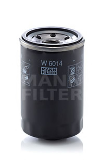 W6014 MANN-FILTER Масляный фильтр