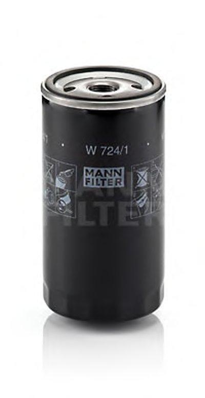 W7241 MANN-FILTER Масляный фильтр