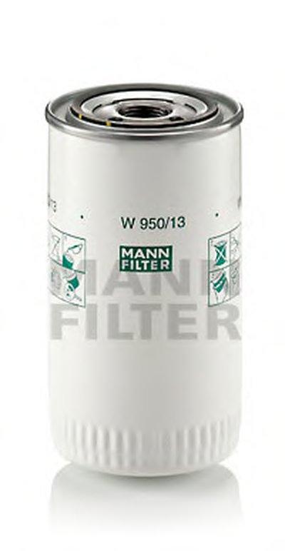W95013 MANN-FILTER Масляный фильтр; Гидрофильтр, автоматическая коробка передач