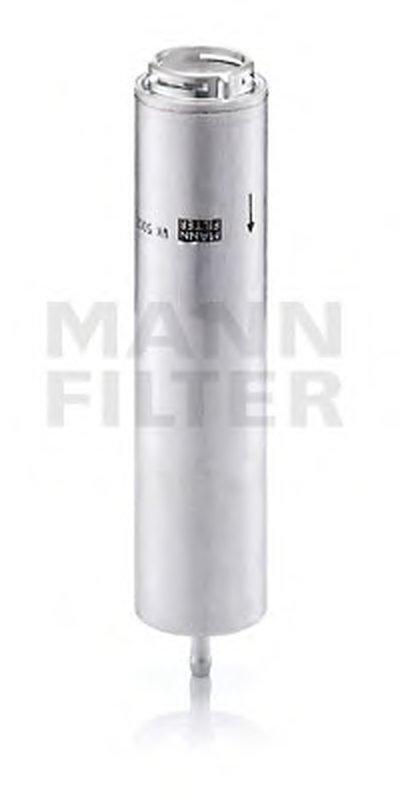 WK5002X MANN-FILTER Топливный фильтр