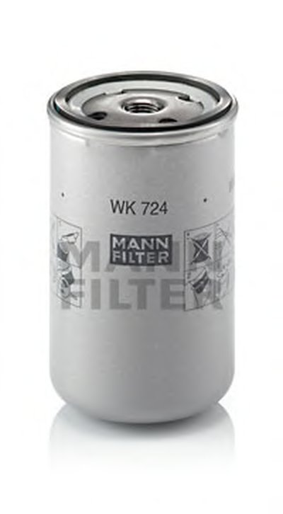 WK724 MANN-FILTER Фильтр топливный низкого давления IVECO EuroCargo/ EuroTech/ EuroStar
