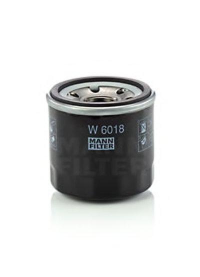 W6018 MANN-FILTER Масляный фильтр