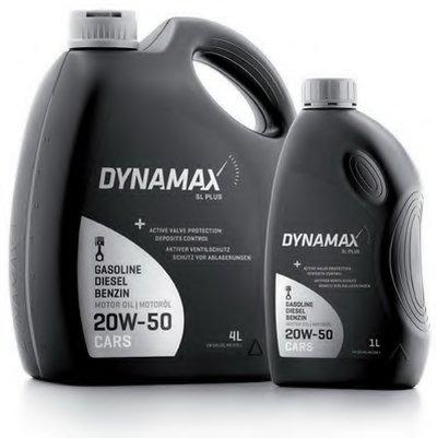 Моторное масло; Моторное масло DYNAMAX SL PLUS 20W-50 DYNAMAX купить
