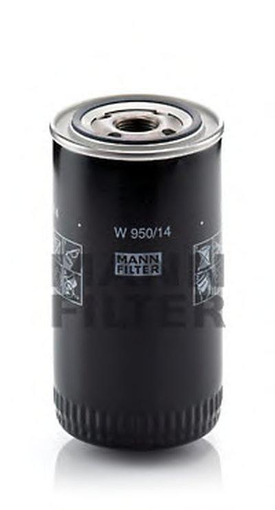 W95014 MANN-FILTER Масляный фильтр