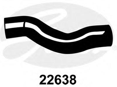 Патрубок Gates 4275-22638