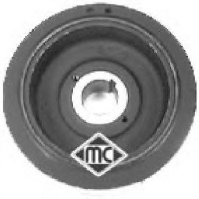 Шкив коленвала (02926) Metalcaucho