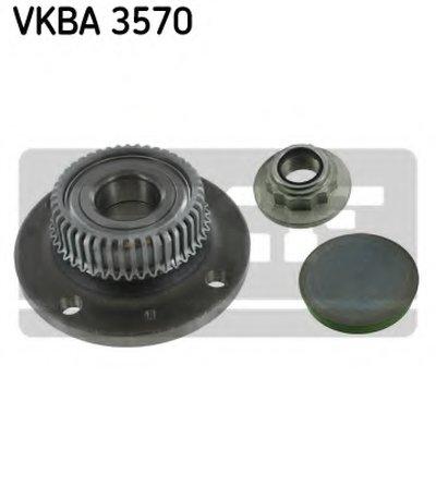 VKBA3570 SKF Комплект подшипника ступицы колеса -1
