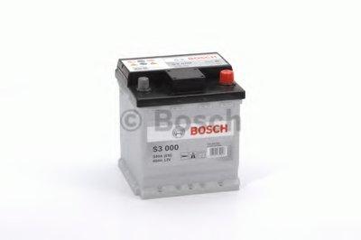 Стартерная аккумуляторная батарея; Стартерная аккумуляторная батарея S3 BOSCH купить