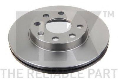 203608 NK Тормозной диск -1