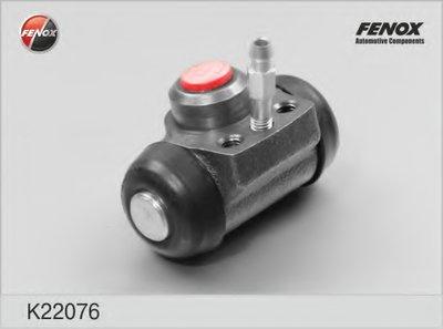 Цилиндр Тормозной Рабочий FENOX K22076 для авто SKODA, VW с доставкой