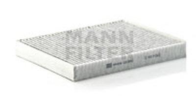 CUK2842 MANN-FILTER Фильтр, воздух во внутренном пространстве