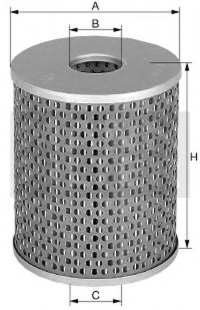 H9322T MANN-FILTER Масляный фильтр