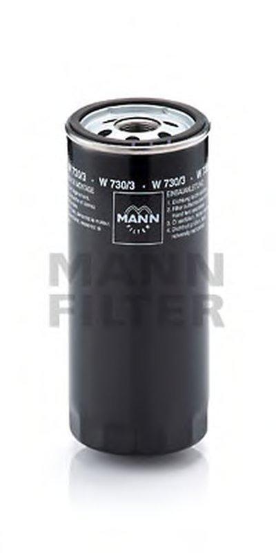 W7303 MANN-FILTER Масляный фильтр