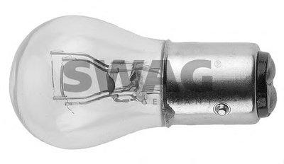 Лампа накаливания, фонарь сигнала тормож./ задний габ. огонь SWAG купить