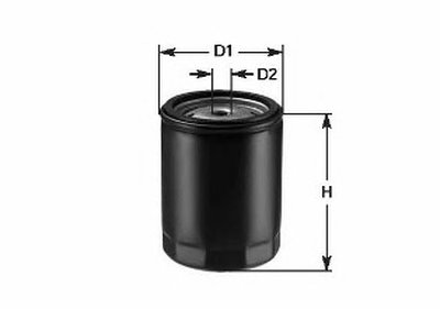 DO942 CLEAN FILTERS Масляный фильтр