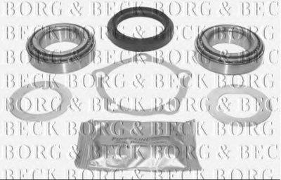Комплект подшипника ступицы колеса BORG & BECK купить