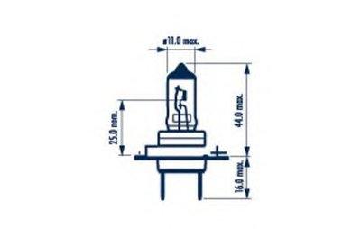 Лампа накаливания, фара дальнего света; Лампа накаливания, основная фара; Лампа накаливания, противотуманная фара; Лампа накаливания, основная фара; Лампа накаливания, фара дальнего света; Лампа накаливания, противотуманная фара; Лампа накаливания, фара с авт. системой стабилизации; Лампа накаливания, фара с авт. системой стабилизации NARVA купить