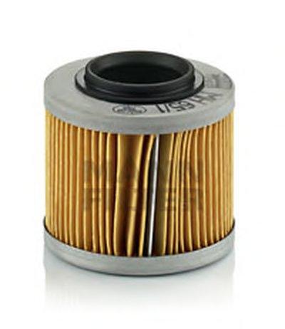 MH651 MANN-FILTER Масляный фильтр