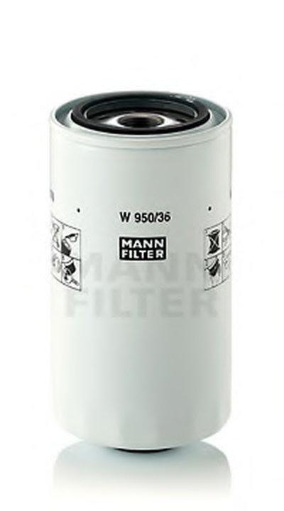 W95036 MANN-FILTER Масляный фильтр