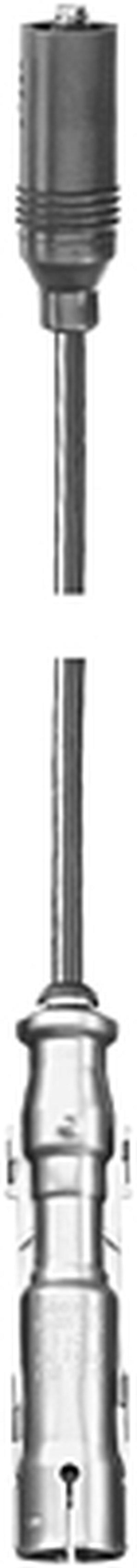 VA123D BERU Провод высоковольтный