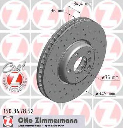 Гальмiвнi диски Sport/Coat Z