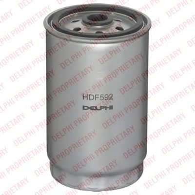 HDF592 DELPHI Топливный фильтр