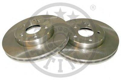 Тормозной диск OPTIMAL BS7784 для авто MERCEDES-BENZ с доставкой
