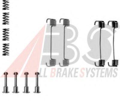 Комплектующие, стояночная тормозная система A.B.S. купить