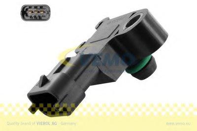 Датчик, давление наддува; Датчик давления воздуха, высотный корректор; Датчик, давление наддува; Датчик, давление во впускном газопроводе premium quality MADE IN EUROPE VEMO купить