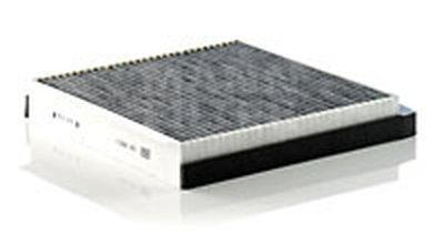 CUK28551 MANN-FILTER Фильтр, воздух во внутренном пространстве