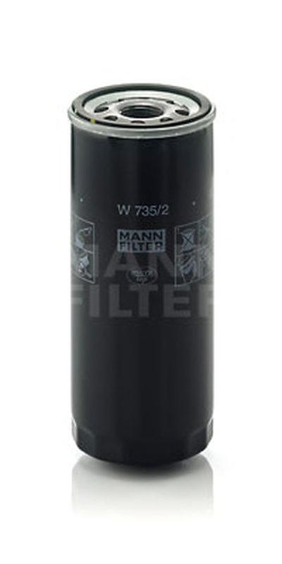 W7352 MANN-FILTER Масляный фильтр
