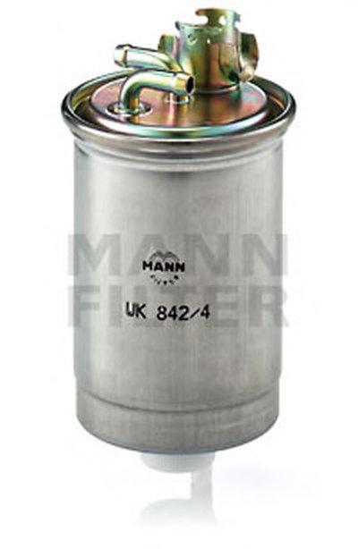 WK8424 MANN-FILTER Топливный фильтр