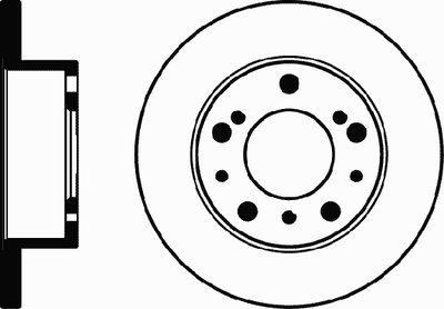 Тормозной диск MINTEX купить