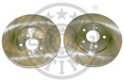 Тормозной диск OPTIMAL BS7784 для авто MERCEDES-BENZ с доставкой-1