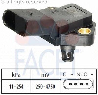 Датчик абсолютного давления - MAP Sensor