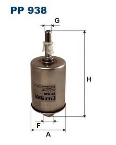 PP938 FILTRON Топливный фильтр