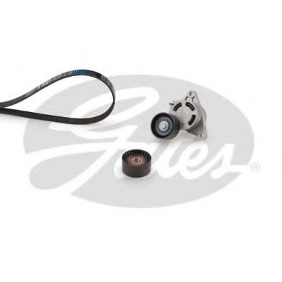 Поликлиновой ременный комплект Micro-V® Kit GATES купить