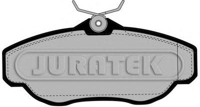 Комплект тормозных колодок, дисковый тормоз JURATEK купить
