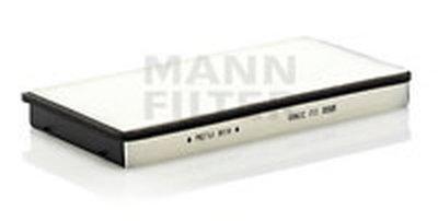 CU3360 MANN-FILTER Фильтр, воздух во внутренном пространстве