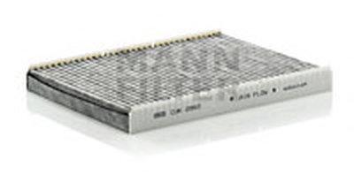 CUK2862 MANN-FILTER Фильтр, воздух во внутренном пространстве