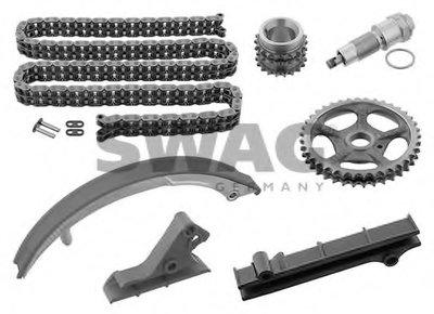 10944970 SWAG Комплект цепи привода распредвала